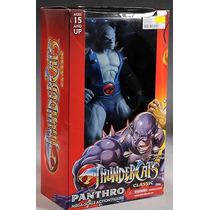 Thundercats - Panthro - Mega Size 37,5 Cm - Mezco - Novo!!!