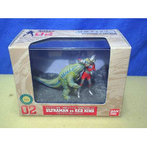 Ultraman Diorama 02 Bandai Brinqtoys Series Tv Personagens