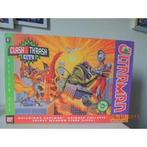 Ultraman - Clash Thrash City - Bandai - Cenario C/ Edificios