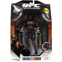 Boneco Cheick Kongo (ufc) - Séries 1 Série. Novo. Raridade!