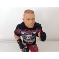 Brock Lesnar.ufc.wwe.round 5.edicao Limitada Com Camiseta.