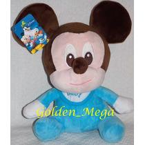 Mickey Mouse Baby Pelúcia Da Disney