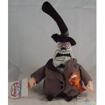Estranho Mundo Jack Prefeito Tim Burton Noiva Cadaver Disney