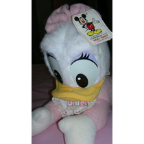 Baby Daisy De Pelúcia Original Disney - Linda E Conservada!
