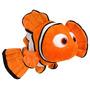 Nemo Pelúcia Original Disney De Procurando Nemo 20cms