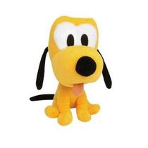 Pluto Big Head P - Pelúcia Da Long Jump - 23 Cm - Lindo !!!