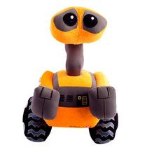 Wall-e Robô Pelúcia Envio Imediato Estoque No Brasil Novo