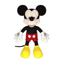 Boneco Pelúcia Disney Mickey Mouse - Original