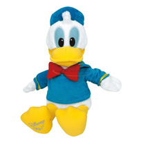 Boneco Pelúcia Disney Pato Donald Turma Do Mickey - Original