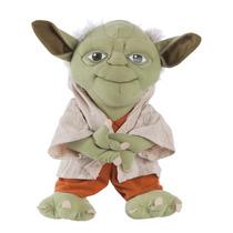 Boneco De Pelúcia Star Wars Mestre Yoda Original Multibrink