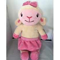 Ovelha Lambie Dra Brinquedo Pelúcia Disney Store Original
