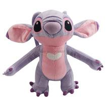 Boneco Pelúcia Disney Angel Filme Lilo E Stitch - Original