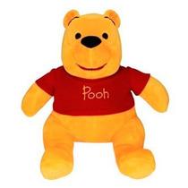 Pelúcia Ursinho Pooh Da Disney 35cm Boneco Original