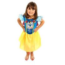 Fantasia Da Princesa Branca De Neve Standard M (6 - 8 Anos)