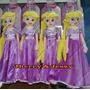 Princesa Rapunzel Boneca Plush 50 Cm Original Disney Store