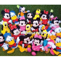 Pelucias Disney( Mickey/minnie/pateta/donald Ou Margarida