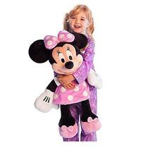 Minnie Rosa 70 Cm Grande Original Disney - Promoção