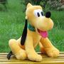 Pluto Do Mickey Mouse - Pelúcia Com **28cm Pronta Entrega**