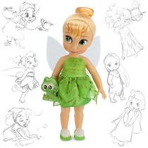 Boneca Tinker Bell Sininho Animators Disney Store Novo Model