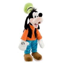 Boneco De Pelúcia Pateta Disney 70cm Original Nf Garantia
