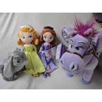 Princesa Sofia A Primeira 4 Bonecos Disney Store Original