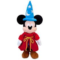 Mickey Mago Do Filme Fantasia Com 64 Cm Original Disney