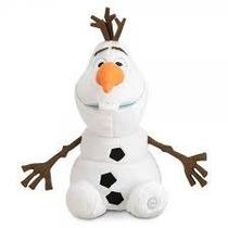 Frozen - Boneco De Pelúcia - Olaf 30 Cm - Entrega Imediata
