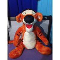 Pelúcia Tigrão Gigante 70cm Turma Do Pooh Tigre Decoração