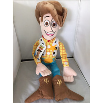 Woody Toy Story - Pelucia 60cm - Disney Store Original
