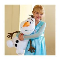 Pelúcia Frozen Olaf 45cm Disney Original Pronta Entrega! Sp