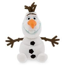 Boneco De Neve Olaf Frozen Princesa Disney Pelucia Plush