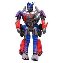 Pelúcia Transformers Gigante Com 80 Cm De Altura Importado