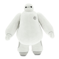 Pelúcia Baymax Big Hero Plush Disney Original 29cm Novo