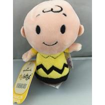 Charlie Brown Peanuts Snoopy 12cm Itty Bittys Hallmark