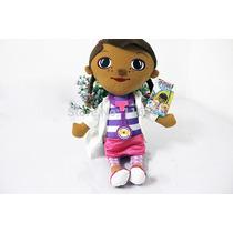 Boneca De Pelúcia Dra Brinquedos - Doc Mcstuffins Disney