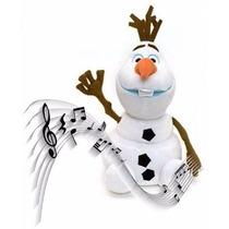 Olaf Musical Boneco Pelúcia Frozen Disney