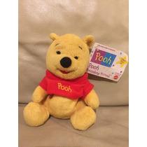 Pelúcia Winnie The Pooh Poof Disney Baby Bebe Plush Urso