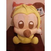 Pelucia Mickey Baby Disney Novo,original Disney,importado