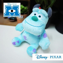 Pelucia Universidade Monstros Sa Buu Sulley 20 Cm Disney
