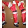 Papai Noel Subindo As Escadinhas