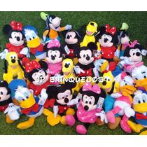 Pelucias Disney( Mickey/minnie/pateta/donald Ou Margarida)
