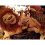Rei Leão Mufasa E Simba