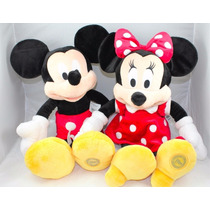 Mickey Ou Minnie Original Disney -a Pronta Entrega No Brasil