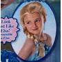 Peruca Elza Frozen Original Disney Fantasia Nova Elsa Cabelo