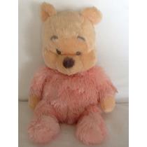 Pelúcia Urso Pooh Original Disney Parks 50cm