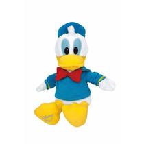 Pelúcia Boneco Disney Pato Donald Turma Do Mickey - Original