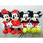 Kit Minie 2 Minie E 2 Mickey 30 Cm