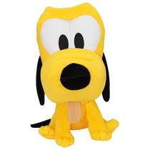 Pelucia Pluto Big Head Caozinho Do Mickey Disney (gulliver)