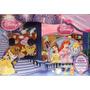 Disney Princesas Meu Primeiro Livro + Quebra Cabeça Gigante