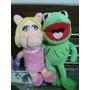 Pelúcia Muppets Miss Piggy Original Disney+sapo Caco -